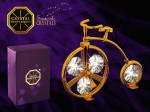 Bicykl - products with Swarovski Crystals