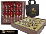 Szachy - Battle of Corinth Chess set