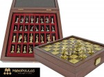 Szachy - Byzantine Empire Chess set