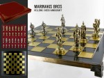 Szachy - Trojan War Chess Set