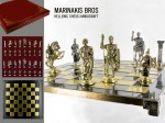 Szachy - Romans Chess Set
