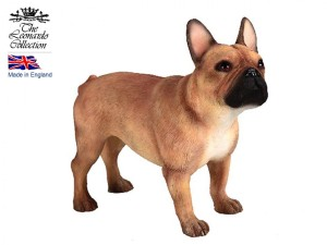 Figurka - pies French Bulldog