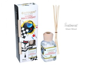 Dyfuzor zapach W. Kandinsky - Sentiment. Silver wood 100ml
