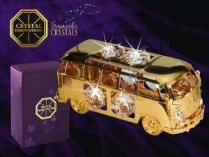 Autobus - products with Swarovski Crystals