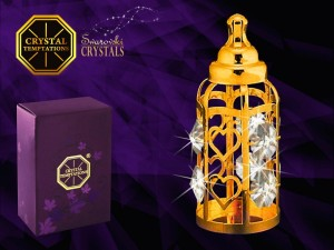 Butelka - products with Swarovski Crystals