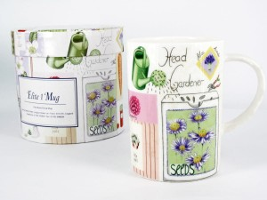 Elite Head Gardener In Round Gift Box