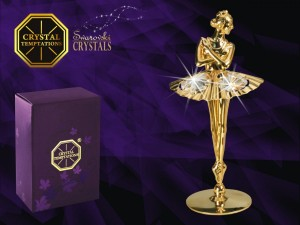 Baletnica - products with Swarovski Crystals